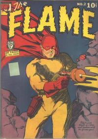 Cover Thumbnail for The Flame (Fox, 1940 series) #2