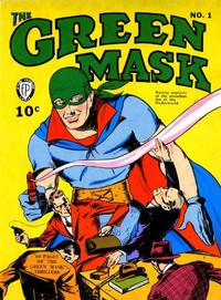 Cover Thumbnail for The Green Mask (Fox, 1940 series) #1