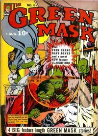 Cover Thumbnail for The Green Mask (Fox, 1940 series) #6