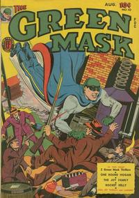 Cover Thumbnail for The Green Mask (Fox, 1940 series) #10