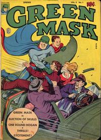 Cover Thumbnail for The Green Mask (Fox, 1940 series) #v2#1 [12]