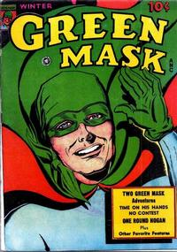Cover Thumbnail for The Green Mask (Fox, 1940 series) #v2#4 [15]