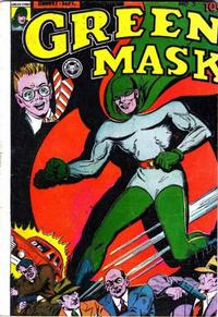 Cover Thumbnail for The Green Mask (Fox, 1940 series) #5 [16]