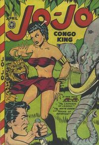 Cover Thumbnail for Jo-Jo Comics (Fox, 1946 series) #14