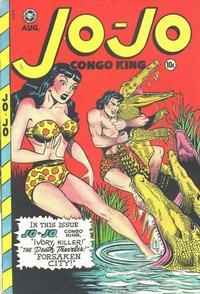 Cover Thumbnail for Jo-Jo Comics (Fox, 1946 series) #18