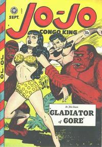 Cover Thumbnail for Jo-Jo Comics (Fox, 1946 series) #19