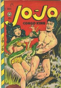 Cover Thumbnail for Jo-Jo Comics (Fox, 1946 series) #22