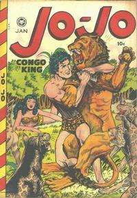 Cover Thumbnail for Jo-Jo Comics (Fox, 1946 series) #23