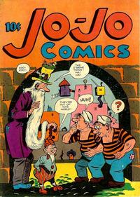 Cover Thumbnail for Jo-Jo Comics (Fox, 1946 series) #1