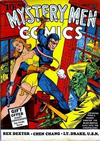 Cover Thumbnail for Mystery Men Comics (Fox, 1939 series) #11