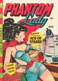 Cover Thumbnail for Phantom Lady (Fox, 1947 series) #20