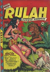 Cover Thumbnail for Rulah (Fox, 1948 series) #17