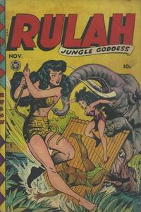 Cover Thumbnail for Rulah (Fox, 1948 series) #20