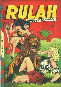 Cover Thumbnail for Rulah (Fox, 1948 series) #21