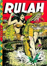 Cover Thumbnail for Rulah (Fox, 1948 series) #22