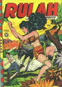Cover Thumbnail for Rulah (Fox, 1948 series) #23
