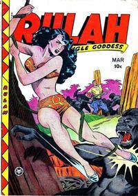 Cover Thumbnail for Rulah (Fox, 1948 series) #24