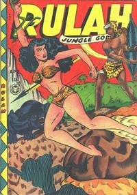 Cover Thumbnail for Rulah (Fox, 1948 series) #25