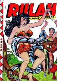 Cover Thumbnail for Rulah (Fox, 1948 series) #26
