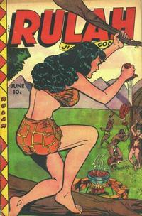Cover Thumbnail for Rulah (Fox, 1948 series) #27