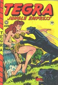 Cover Thumbnail for Tegra (Fox, 1948 series) #1