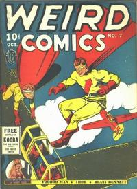 Cover Thumbnail for Weird Comics (Fox, 1940 series) #7