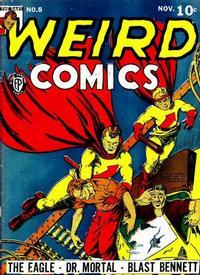 Cover Thumbnail for Weird Comics (Fox, 1940 series) #8