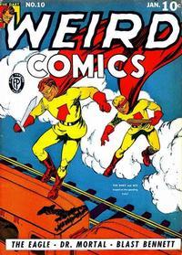 Cover Thumbnail for Weird Comics (Fox, 1940 series) #10