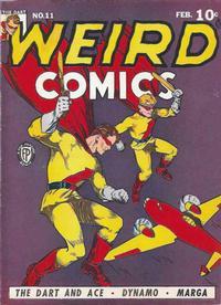 Cover Thumbnail for Weird Comics (Fox, 1940 series) #11