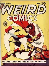 Cover Thumbnail for Weird Comics (Fox, 1940 series) #12