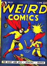 Cover Thumbnail for Weird Comics (Fox, 1940 series) #13