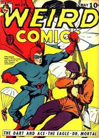 Cover Thumbnail for Weird Comics (Fox, 1940 series) #14