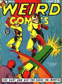 Cover Thumbnail for Weird Comics (Fox, 1940 series) #15