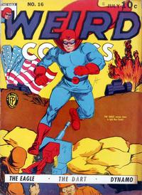 Cover Thumbnail for Weird Comics (Fox, 1940 series) #16