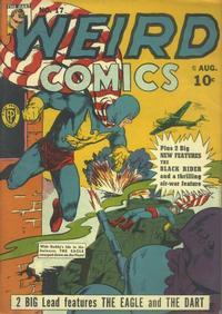 Cover Thumbnail for Weird Comics (Fox, 1940 series) #17