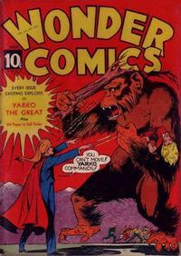 Cover Thumbnail for Wonder Comics (Fox, 1939 series) #2