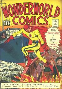 Cover Thumbnail for Wonderworld Comics (Fox, 1939 series) #3