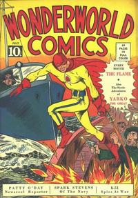 Cover Thumbnail for Wonderworld Comics (Fox, 1939 series) #3