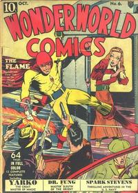 Cover Thumbnail for Wonderworld Comics (Fox, 1939 series) #6