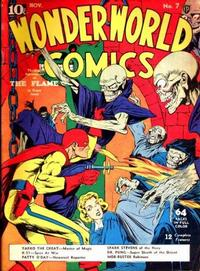 Cover Thumbnail for Wonderworld Comics (Fox, 1939 series) #7