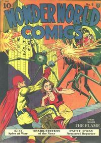 Cover Thumbnail for Wonderworld Comics (Fox, 1939 series) #8