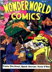 Cover Thumbnail for Wonderworld Comics (Fox, 1939 series) #10