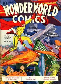 Cover Thumbnail for Wonderworld Comics (Fox, 1939 series) #11