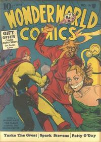 Cover Thumbnail for Wonderworld Comics (Fox, 1939 series) #14