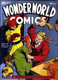 Cover Thumbnail for Wonderworld Comics (Fox, 1939 series) #18