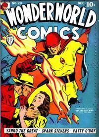 Cover Thumbnail for Wonderworld Comics (Fox, 1939 series) #20