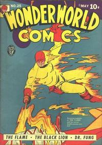 Cover Thumbnail for Wonderworld Comics (Fox, 1939 series) #25