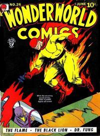 Cover Thumbnail for Wonderworld Comics (Fox, 1939 series) #26