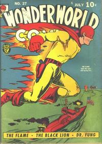 Cover Thumbnail for Wonderworld Comics (Fox, 1939 series) #27