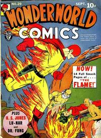 Cover Thumbnail for Wonderworld Comics (Fox, 1939 series) #29